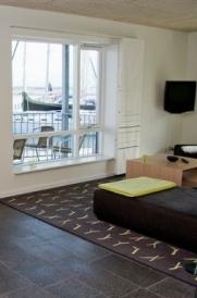 Overnatning Skive | Hotellet har i alt 25 lejligheder/ Suiter